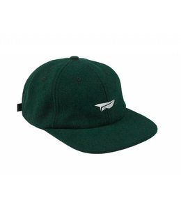 BENNY GOLD PAPER PLANE WOOL POLO STRAPBACK