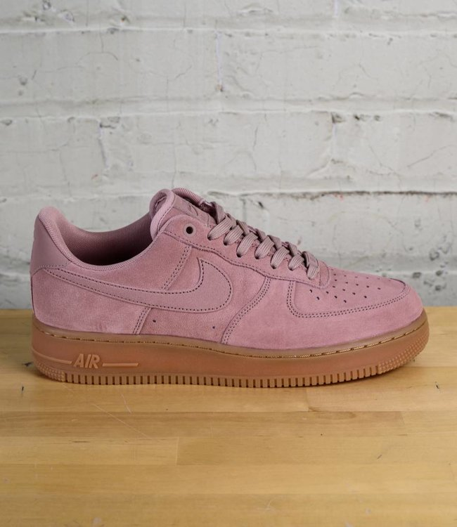 nike suede air force 1