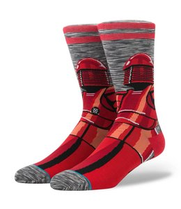 STANCE SOCKS RED GUARD SOCKS