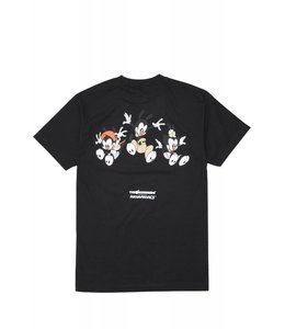 THE HUNDREDS ANIMANIACS FALLING TEE