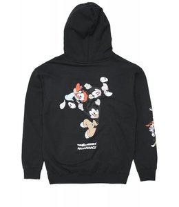 THE HUNDREDS WAKKO YAKKO DOT PULLOVER HOODIE