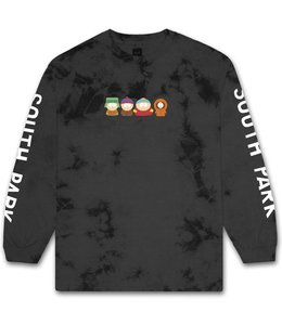 HUF X SOUTH PARK KIDS CRYSTAL WASH LONG SLEEVE TEE
