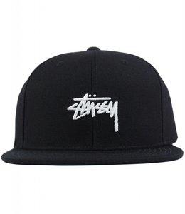 STUSSY STOCK SNAPBACK HAT