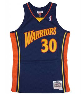 MITCHELL AND NESS STEPHEN CURRY SWINGMAN JERSEY
