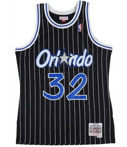 MITCHELL AND NESS SHAQUILLE O'NEAL SWINGMAN JERSEY