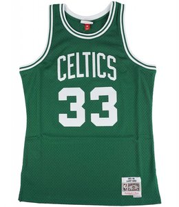 MITCHELL AND NESS LARRY BIRD SWINGMAN JERSEY