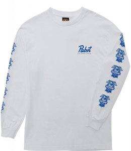 LOSER MACHINE x PABST BLUE RIBBON 12 PACK LS TEE