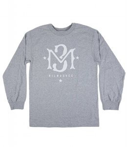 MODA3 M3 LOGO LONG SLEEVE TEE
