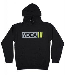 MODA3 BOX DASHES LOGO PULLOVER HOODIE