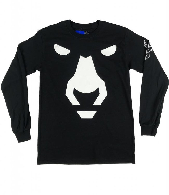 MILWAUKEE BUCKS FEAR THE DEER EYES LONG SLEEVE TEE