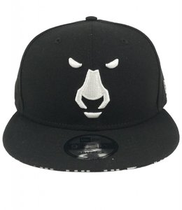 NEW ERA MILWAUKEE BUCKS FEAR THE DEER EYES SNAPBACK