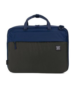 HERSCHEL SUPPLY CO. BRITANNIA MESSENGER BAG
