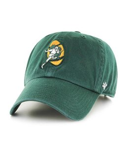 '47 BRAND GREEN BAY PACKERS GRIDIRON CLEAN UP STRAPBACK