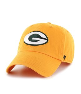 '47 BRAND GREEN BAY PACKERS CLEAN-UP STRAPBACK