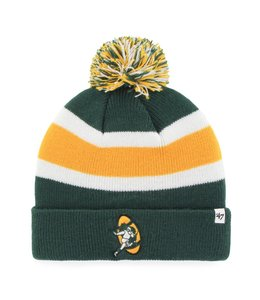 '47 BRAND GREEN BAY PACKERS BREAKAWAY BEANIE