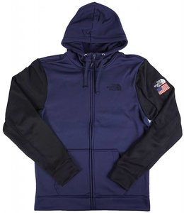 THE NORTH FACE INTERNATIONAL COLLECTION SURGENT FULL ZIP HOODIE