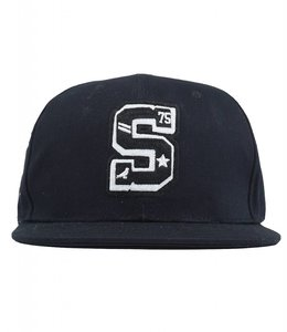 STAPLE VARSITY S SNAPBACK HAT