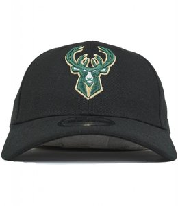 NEW ERA BUCKS STATEMENT JERSEY ADJUSTABLE DAD HAT