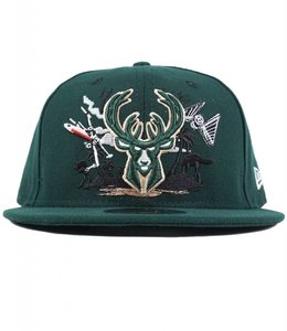 NEW ERA BUCKS STAR WARS ICON SNAPBACK HAT