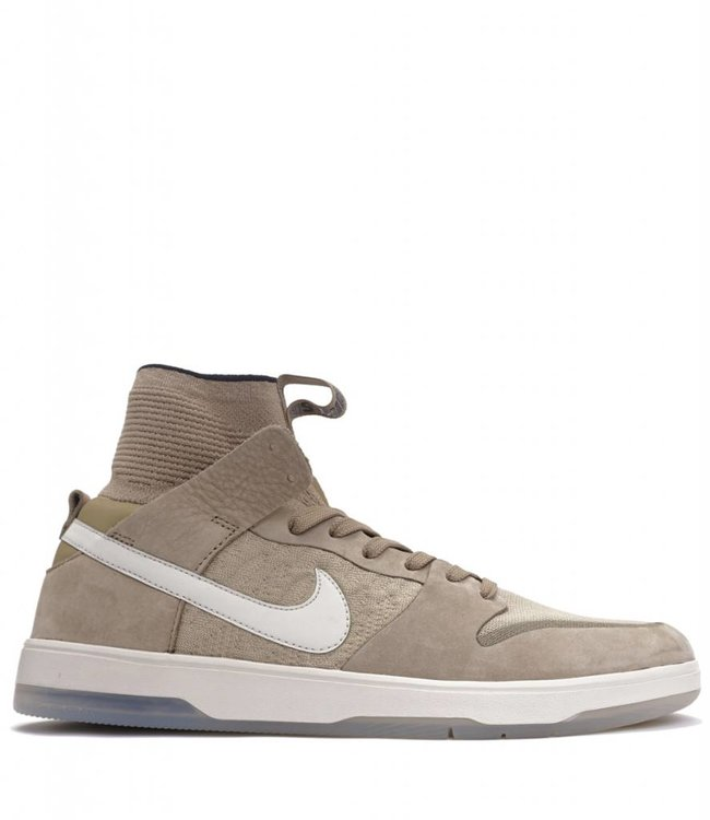 Nike SB Zoom Dunk High Elite Khaki/ Light Bone/ Black XRJlfn9
