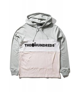 THE HUNDREDS DECK HOODED L/S SHIRT