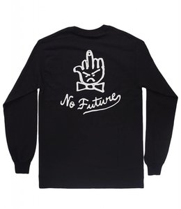THE QUIET LIFE NO FUTURE LONG SLEEVE TEE