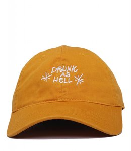 THE QUIET LIFE DRUNK AS HELL DAD HAT