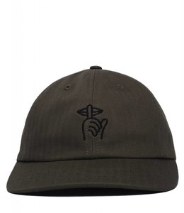 THE QUIET LIFE SHHH POLO HAT