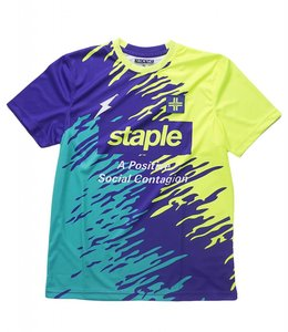 STAPLE SPLATTER SOCCER JERSEY