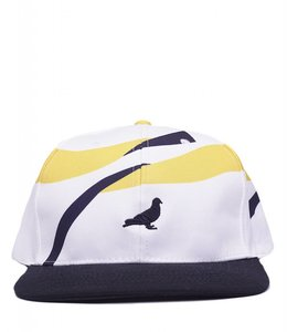 STAPLE STRIPES SNAPBACK HAT