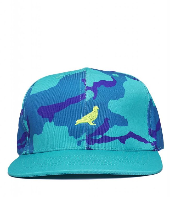 STAPLE CAMO TWILL CAP