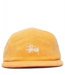STUSSY TERRY CLOTH CAMP HAT