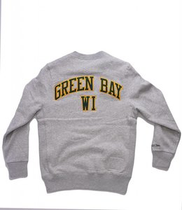 MITCHELL AND NESS PACKERS GREEN BAY CREW