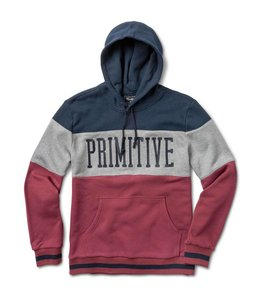 PRIMITIVE LEAGUE PANELED HOODIE