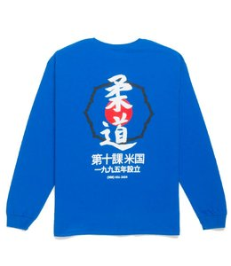 10.DEEP DOJO LONG SLEEVE TEE