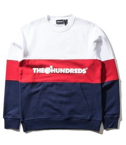 THE HUNDREDS CHANNEL CREWNECK