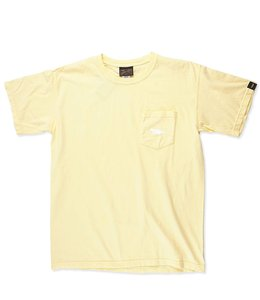 BENNY GOLD PAPER PLANE POCKET TEE