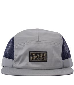 BENNY GOLD SIDE MESH 5-PANEL HAT