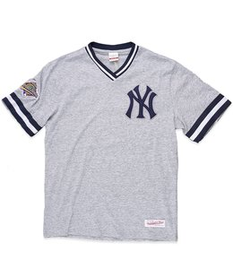 MITCHELL AND NESS YANKEES OVERTIME WIN TOP