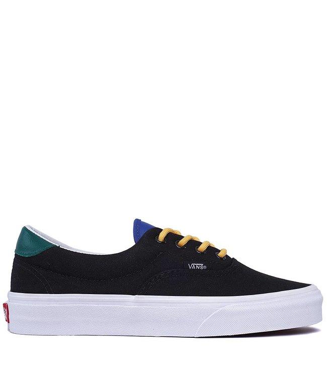 all black vans era shoes