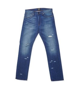 KENNEDY DENIM CO. TWIGGY DESTROYED DENIM