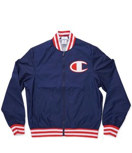 CHAMPION SATIN BASEBALL JACKET