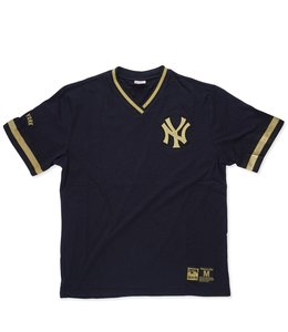 MITCHELL AND NESS YANKEES OVERTIME WIN VINTAGE TOP