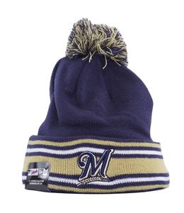 NEW ERA MILWAUKEE BREWERS KNIT
