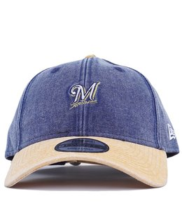 NEW ERA BREWERS RUGGED 9TWENTY DAD HAT