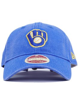 NEW ERA BREWERS CLASSIC WASH 9TWENTY HAT