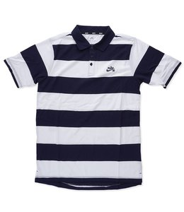 NIKE SB DRI-FIT STRIPE POLO SHIRT