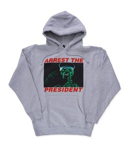10.DEEP ARREST THE PRESIDENT HOODIE