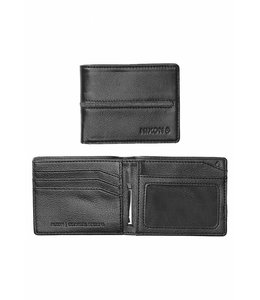 NIXON COASTAL ESCAPE BI-FOLD CLIP WALLET