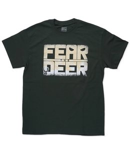BUCKS FEAR THE DEER STACKED TEE